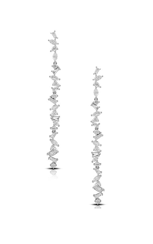 Doves by Doron Paloma Diamond Fashion Earrings E8551 product image