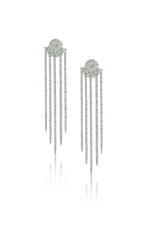 Doves by Doron Paloma Diamond Fashion Earrings E8234 product image