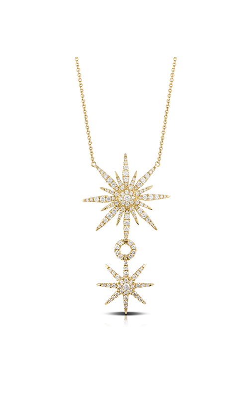 Doves by Doron Paloma Diamond Fashion Necklace N8652 product image