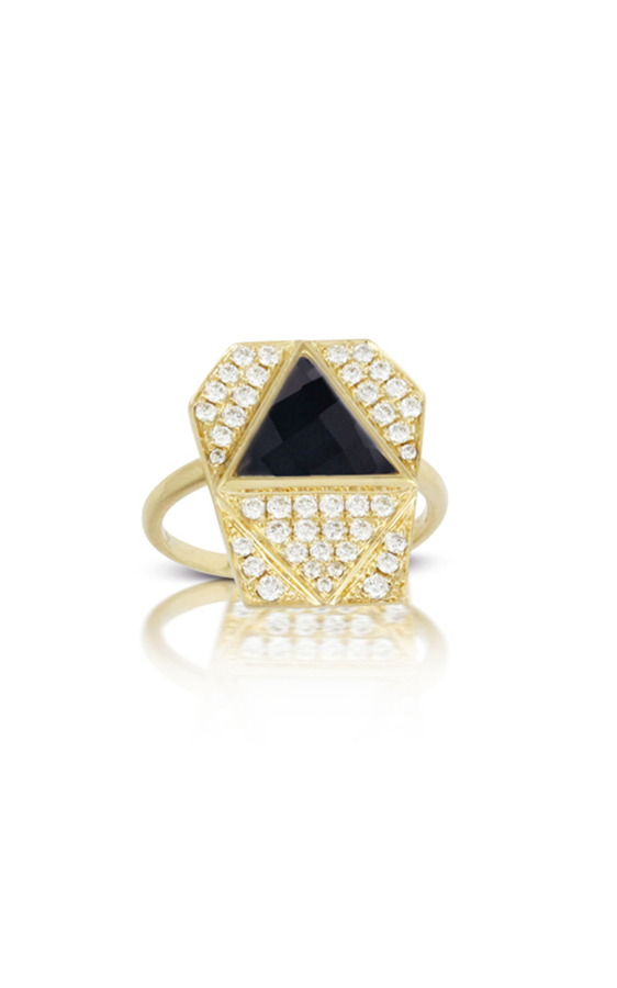 Doves by Doron Paloma Gatsby Ring R7853BO product image