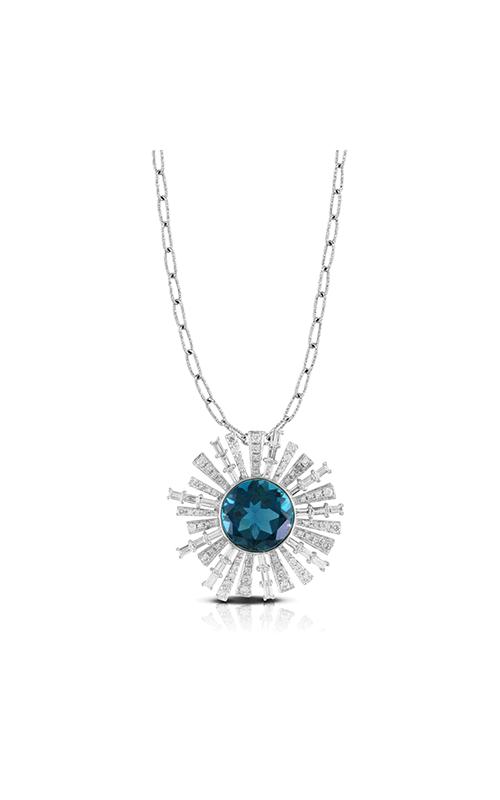 Doves by Doron Paloma London Blue Necklace P8263LBT-1 product image