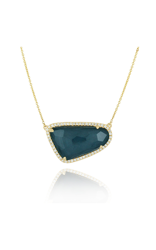 Doves by Doron Paloma Midnight Ocean Necklace N7289BTHM product image