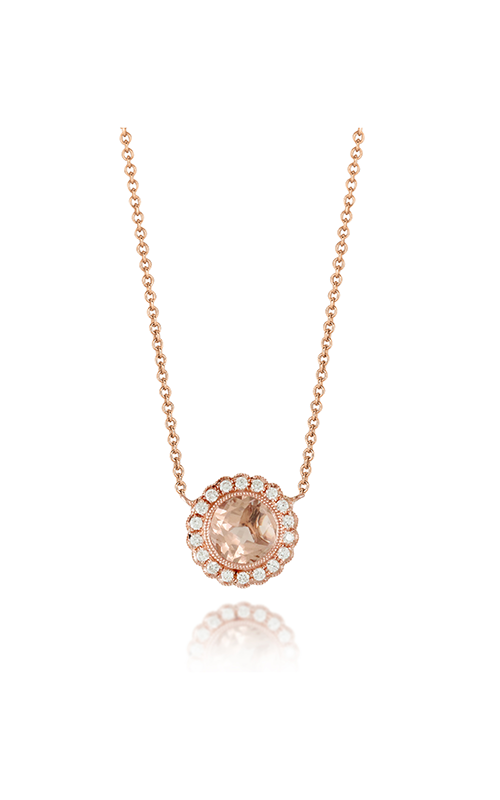 Doves by Doron Paloma Rosé Necklace N8445MG product image