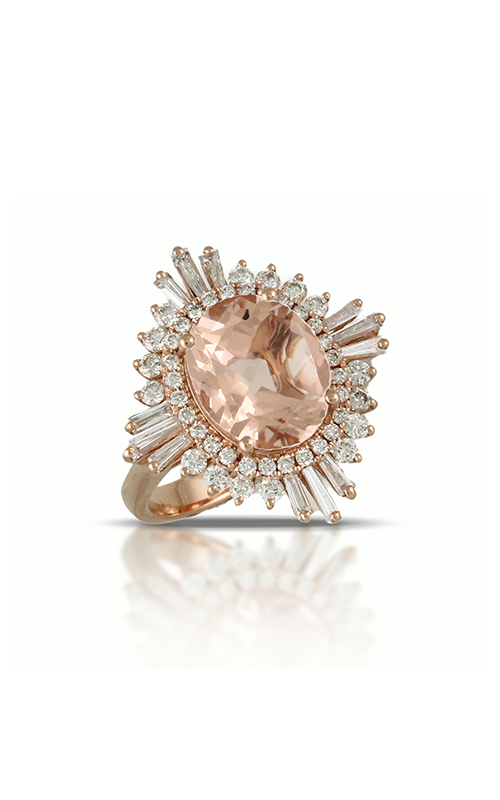 Doves by Doron Paloma Rosé Ring R8134MG product image