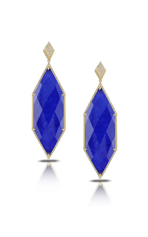 Doves by Doron Paloma Royal Lapis Earrings E7965LP product image