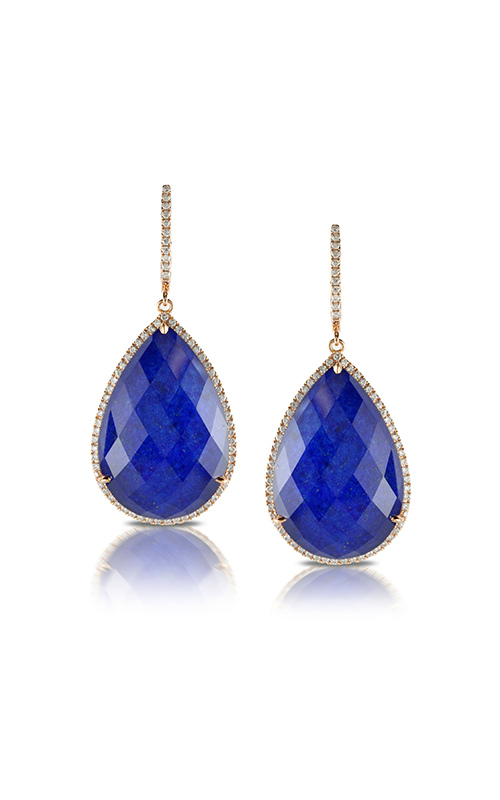 Doves by Doron Paloma Royal Lapis Earrings E5697LP product image