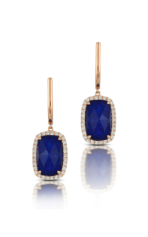 Doves by Doron Paloma Royal Lapis Earrings E6237LP-1 product image