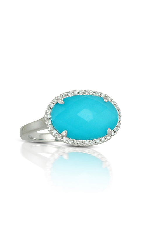 Doves by Doron Paloma St. Barths Blue Ring R7273TQ product image