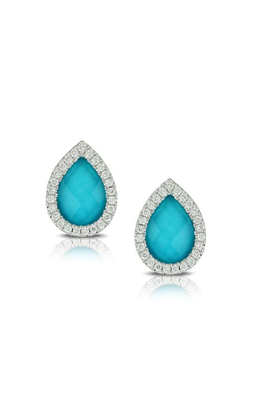 Doves by Doron Paloma St. Barths Blue Earrings E7109TQ product image