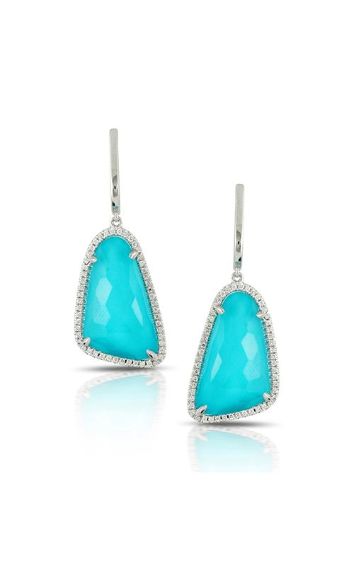 Doves by Doron Paloma St. Barths Blue Earrings E7275TQ product image