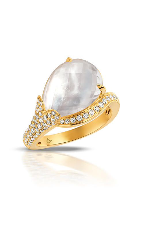 Doves by Doron Paloma White Orchid Ring R6826WMP product image