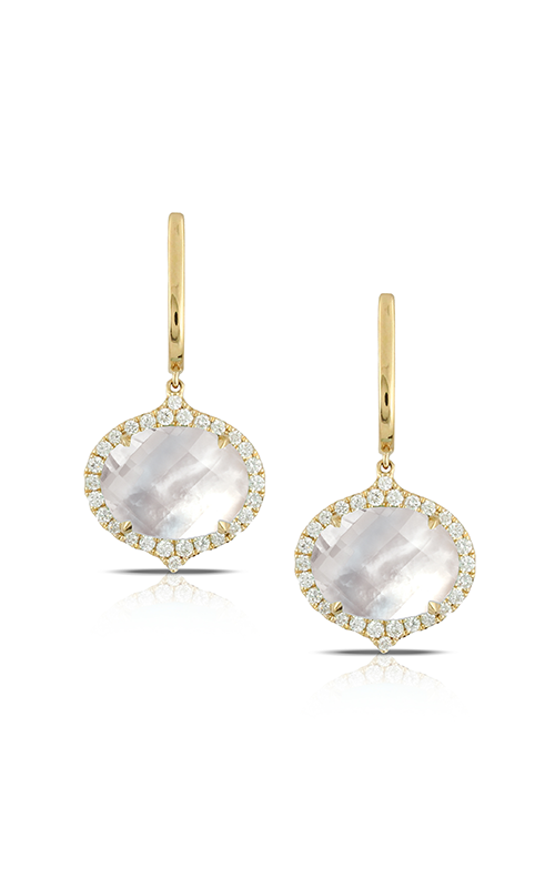 Doves by Doron Paloma White Orchid Earrings E6232WMP-1 product image