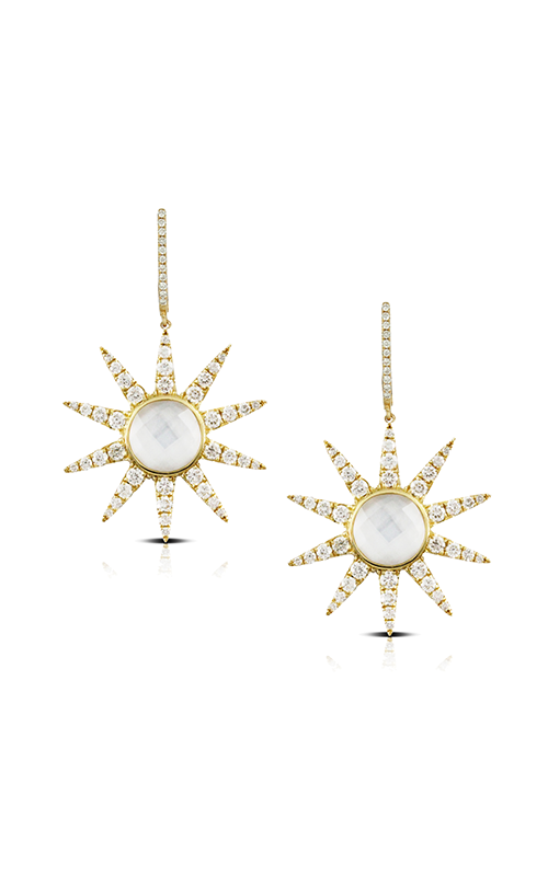 Doves by Doron Paloma White Orchid Earrings E8546WMP product image