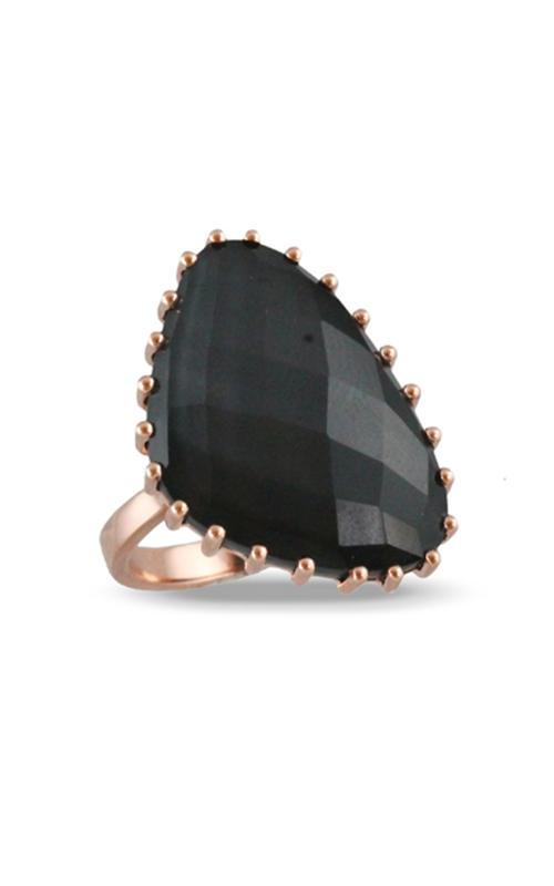 Doves by Doron Paloma Haute Hematite Ring R7403HM product image