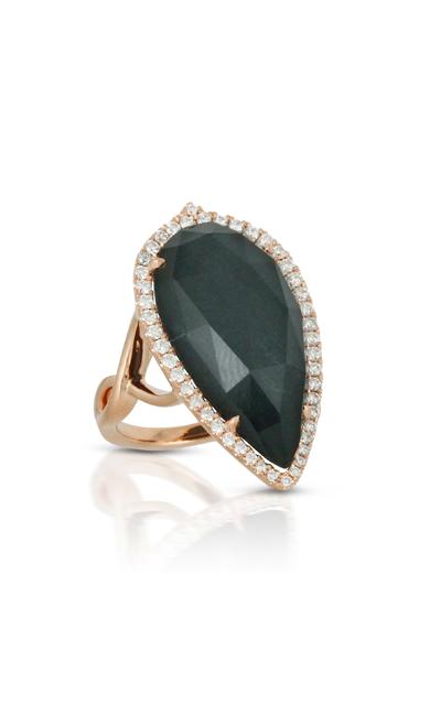 Doves by Doron Paloma Haute Hematite Ring R5934HM-1-C product image