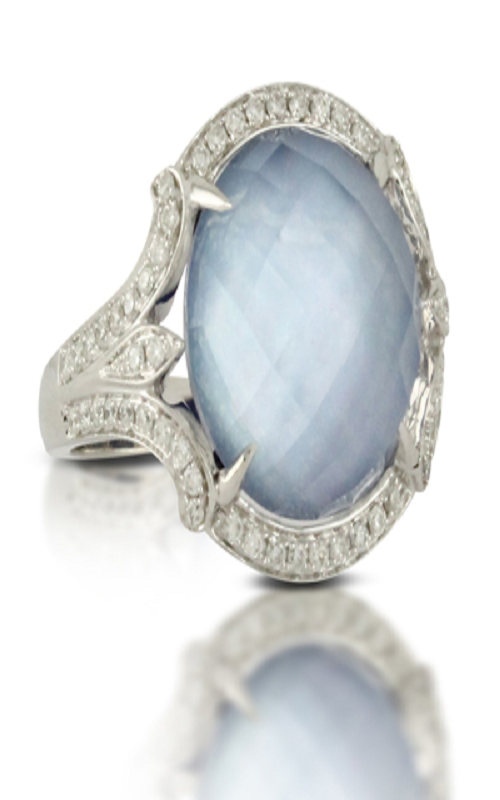 Doves by Doron Paloma Ivory Sky Rings  R6428LMW product image
