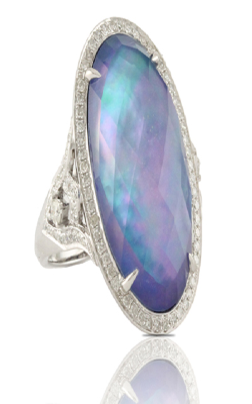 Doves by Doron Paloma Ivory Sky Ring R6216LMW product image