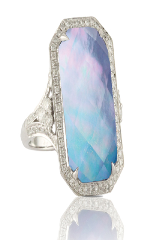 Doves by Doron Paloma Ivory Sky Ring R6215LMW-1- product image