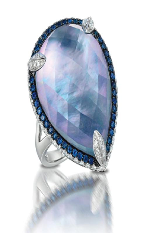 Doves by Doron Paloma Ivory Sky Ring R6211SLMW product image