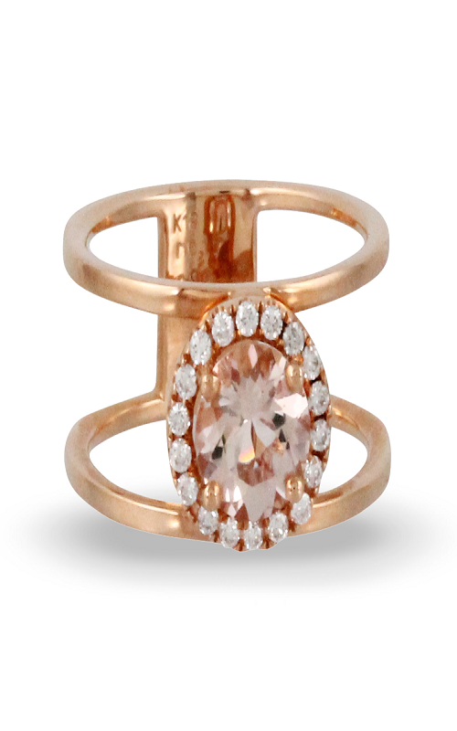 Doves by Doron Paloma Rosé Ring R9059MG product image