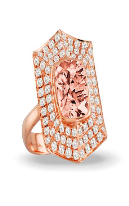 Doves by Doron Paloma Rosé Ring R8883MG product image