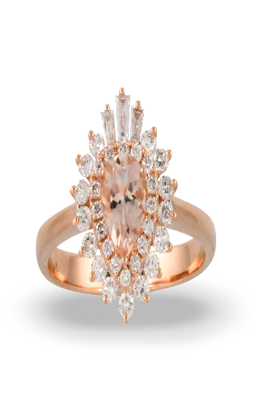 Doves by Doron Paloma Rosé Ring R8278MG product image