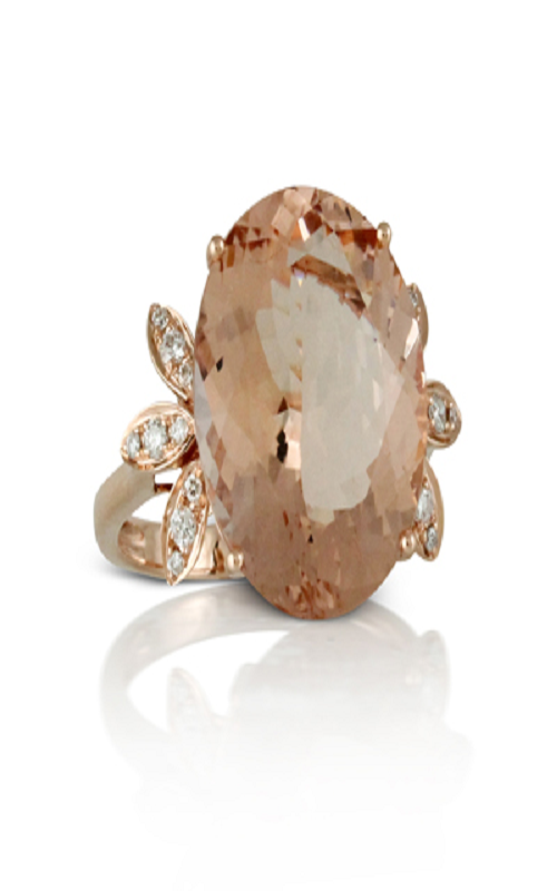 Doves by Doron Paloma Rosé Ring R8247MG product image
