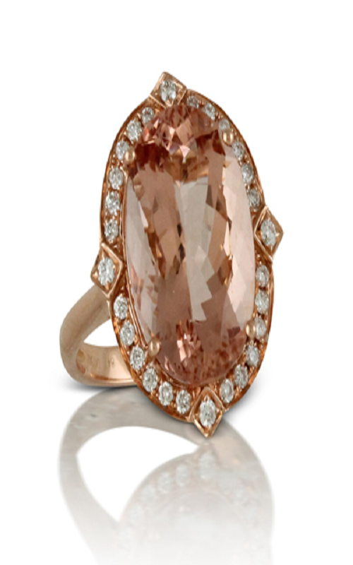Doves by Doron Paloma Rosé Ring R8202MG product image