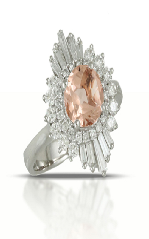 Doves by Doron Paloma Rosé Ring R8167MG product image