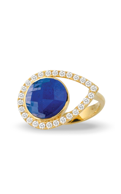 Doves by Doron Paloma Royal Lapis Fashion Ring R9015LP product image