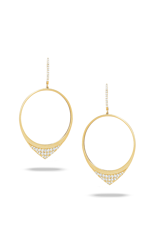 Doves by Doron Paloma Diamond Fashion Earring E7820 product image