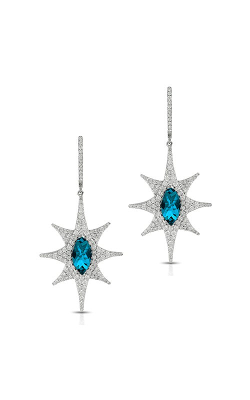 Doves by Doron Paloma London Blue Earrings E8089LBT product image