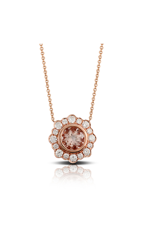 Doves by Doron Paloma Rosé Necklace N8763MG product image