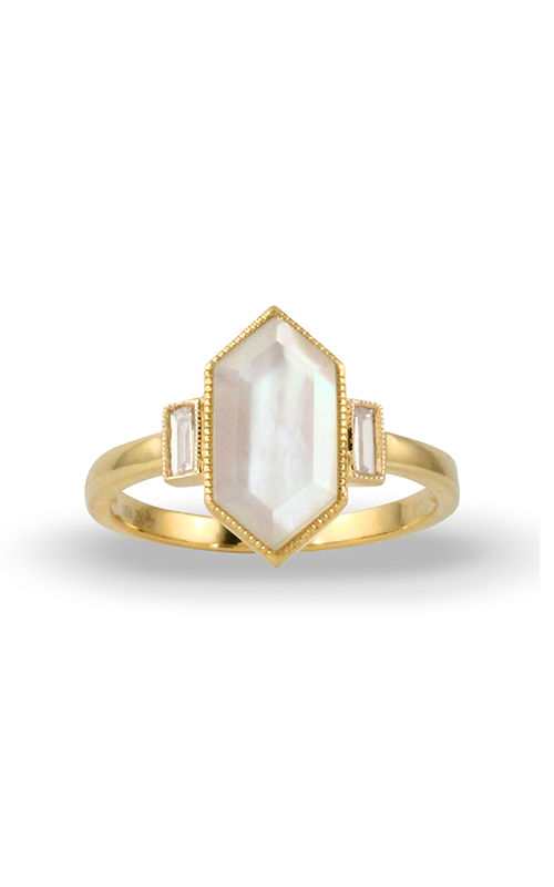 Doves by Doron Paloma White Orchid Fashion Ring R9138WMP product image