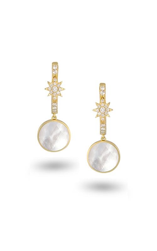 Doves by Doron Paloma White Orchid Earrings E8932WMP product image