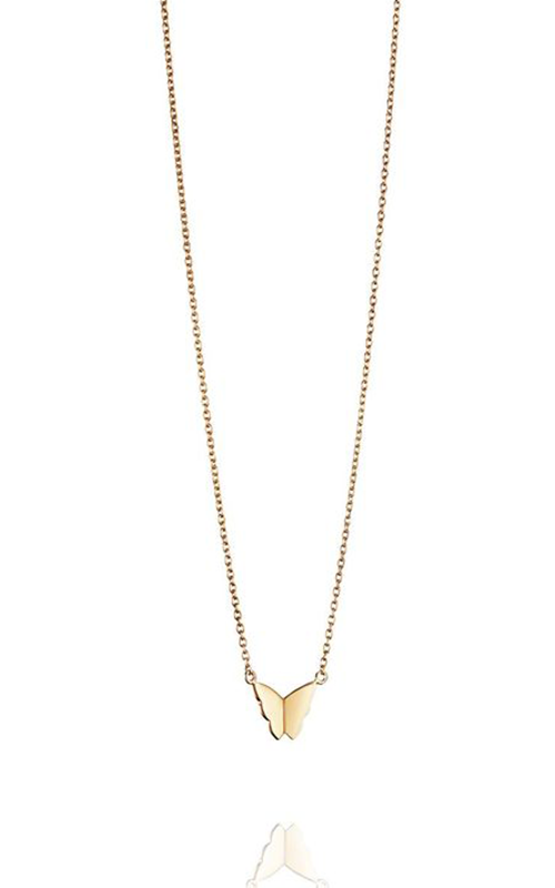 Efva Attling Little Miss Butterfly Necklace 10-101-01017-0040 product image