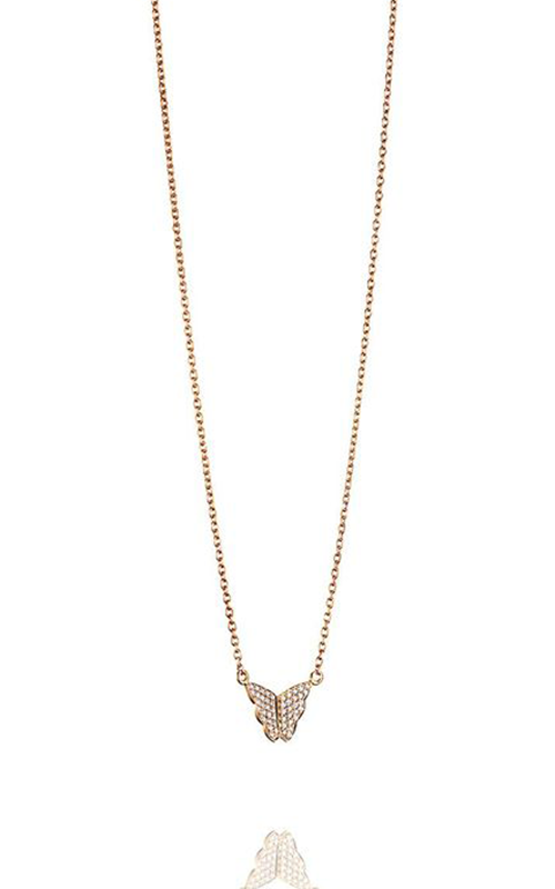 Efva Attling Little Miss Butterfly Necklace 10-101-01018-4245 product image