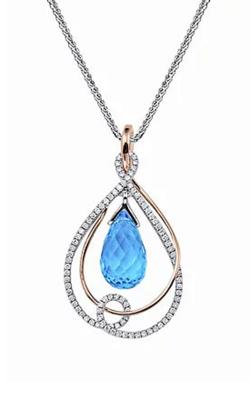 Elma Designs Colored Stone Necklace EDDP-361 product image