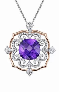 Elma Designs Colored Stone Necklace EDDP-364 product image