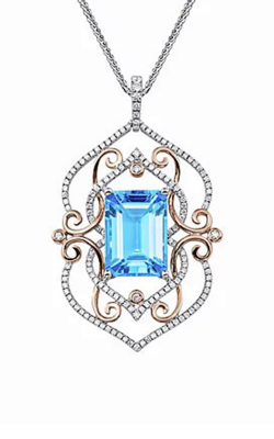 Elma Designs Colored Stone Necklace EDDP-368 product image