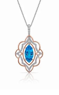 Elma Designs Colored Stone Necklace EDDP-500 product image