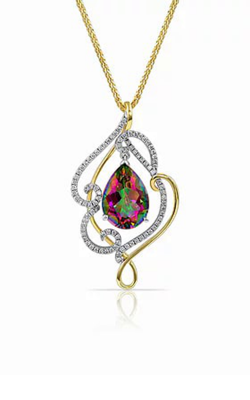 Elma Designs Colored Stone Necklace EDDP-510 product image