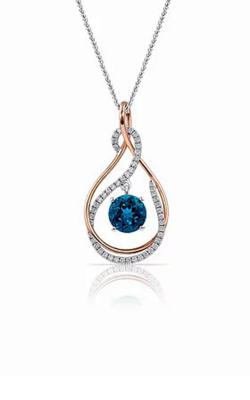 Elma Designs Colored Stone Necklace EDDP-513 product image