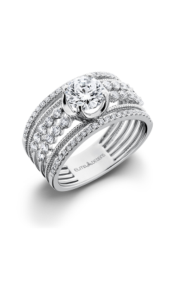 Elma Designs Bridal Collection Engagement Ring EDDR-482 product image