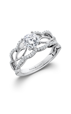 Elma Designs Bridal Collection Engagement Ring EDDR-640 product image