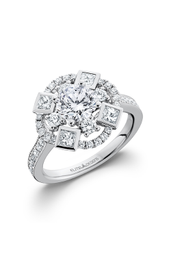 Elma Designs Bridal Collection Engagement Ring EDDR-672 product image