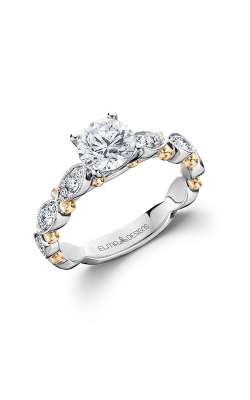 Elma Designs Bridal Collection Engagement Ring EDDR-710 product image
