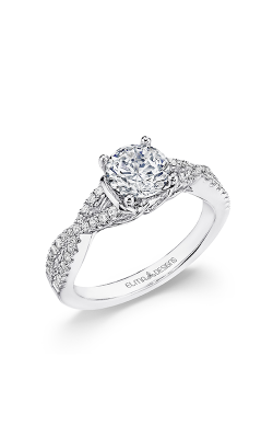 Elma Designs Bridal Collection engagement ring EDDR-728 product image