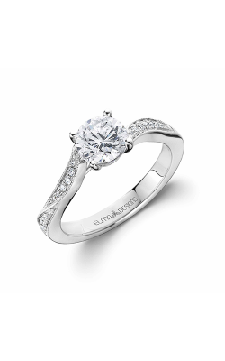 Elma Designs Bridal Collection engagement ring EDDR-801 product image