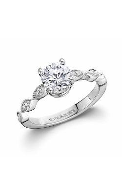Elma Designs Bridal Collection engagement ring EDDR-803 product image